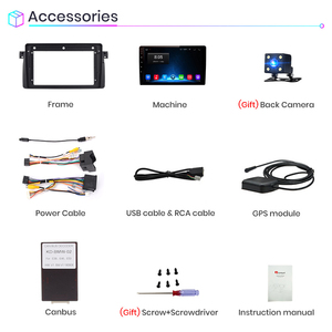 Image 5 - Junsun V1 pro 2G+128G Android 10 For BMW E46 M3 Rover 75 MG ZT Car Radio Multimedia Video Player Navigation GPS 2 din dvd