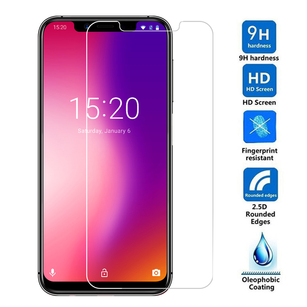 9H 2.5D Tempered Glass For UMIDIGI One Pro Screen Protector For UMIDIGI One Pro 5.9 Inch Smart phone Protective Film GLASS