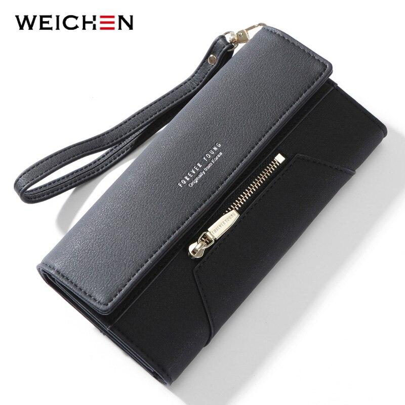 Forever Young Wristlet Clutch Wallet Women Many Departments Female Wallet Zipper Designer Ladies Purse Handbag Cell Phone Pocket|Wallets|   - AliExpress