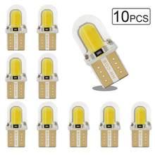Светодиодная лампа Canbus W5W, 6000 К, 12 В, 10 шт.