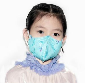 Image 4 - 5pcs 순전히 어린이 마스크 아이 마스크 PM2.5 안티 안개 마스크 보호 소프트 통기성 공기 착용 얼굴 마스크 소년 소녀 youpin에서