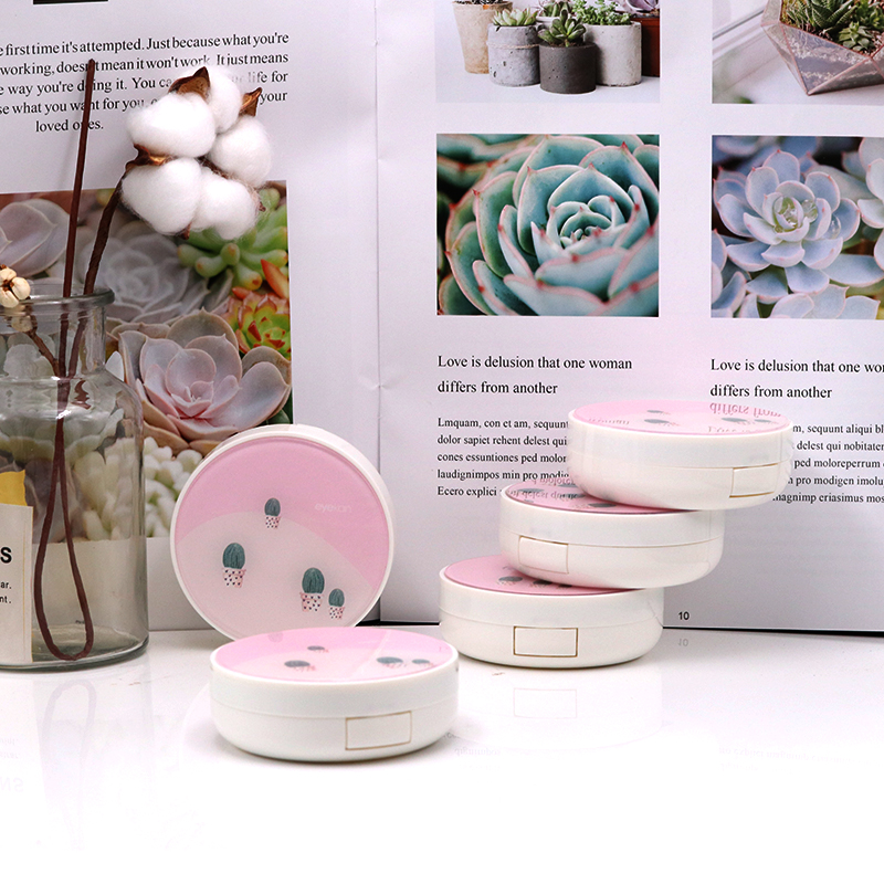 Image 4 - Pink Contact Lens Case  Women Man Unisex Contact Lenses Case For Eyes Care Kit Holder Container Glasses Contact Lenses BoxEyewear Accessories   -