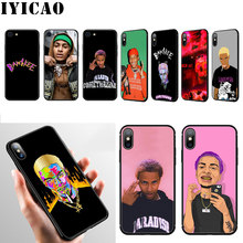 Rapper Comethazine Soft Silicone Case for iPhone