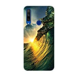 Чехол для телефона TECNO Camon 12 Air, силиконовый мягкий чехол из ТПУ для TECNO Camon 12 Air, 2019, задняя крышка из ТПУ для Camon 12 Pro