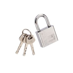 30mm Stainless Steel Padlock 3