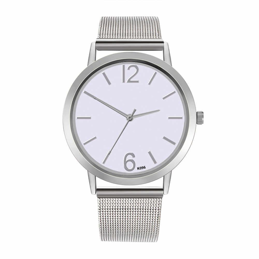 2020 ساعة فاخرة للنساء Reloj Mujer كوارتز ساعة اليد الراقية الحياة الزجاج الأزرق مقاوم للماء ساعات مميزة بيان كول ساتي