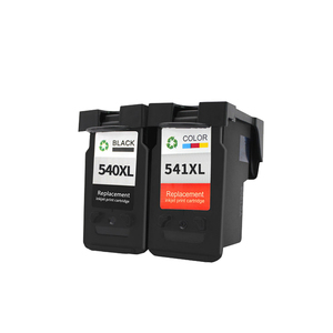 Image 5 - YLC PG540 PG 540 CL 541 For Canon PG540XL CL541 Ink Cartridge pg 540 for Pixma MG4250 MG3250 MG3255 MG3550 MG4100 MG4150 printer