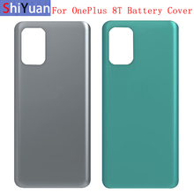 Back Battery Cover Rear Door Panel Housing Case For OnePlus 8T Battery Cover Replacement Part