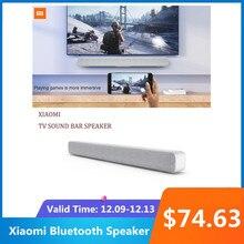 Xiaomi динамик Bluetooth беспроводной динамик Портативный ТВ Саундбар динамик поддержка SPDIF AUX In для домашнего кинотеатра