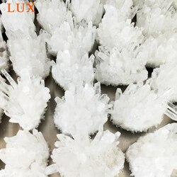 Cristal de curación Natural Druzy piedra Mineral muestra de cristal de cuarzo Druzy Cluster Geode Drusy Nugget forma libre