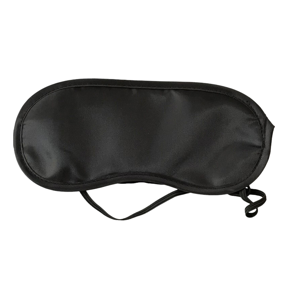 1PC Useful Sleep Eye Mask Padded Shade Cover Sponge Travel Relax Aid Professional Can Factory Price Wholesale