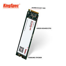 KingSpec M.2 ssd M2 240gb PCIe NVME 2TB 500GB 1TB Solid State Drive 2280 Internal Hard Disk hdd for Laptop Desktop MSI Huanan 79(China)