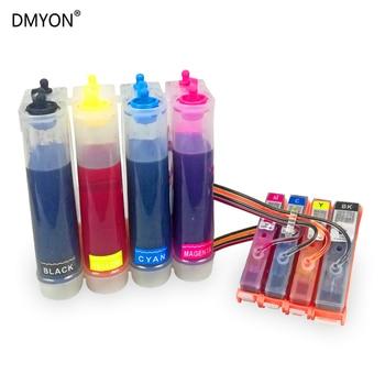 DMYON 178 CISS Bulk Ink Compatible for Hp 178 for 7515 5515 B109a B010b B209 B210 3070A 3520 6300 8550 309 B109a B109n Printers