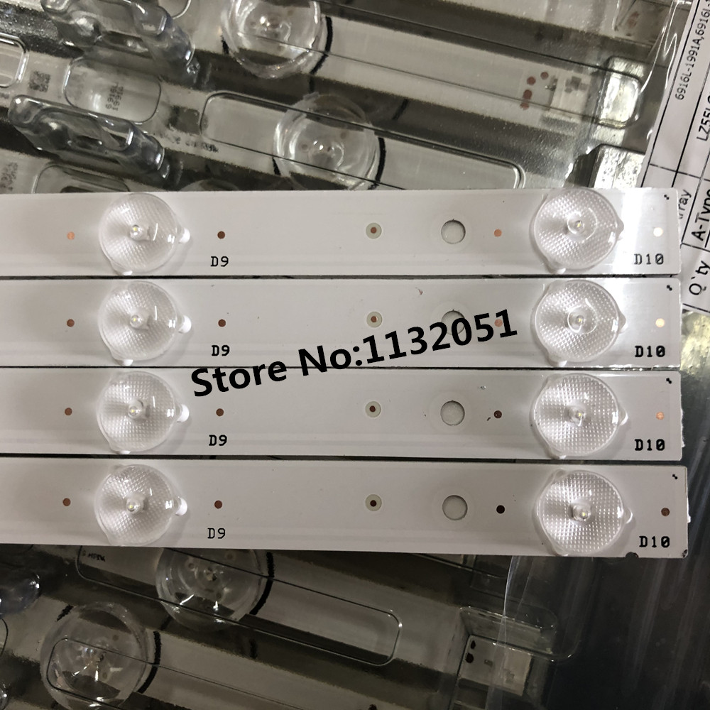 LED Backlight Strip For TCL L40F3302B 0D40D10-ZC14F-03 035-400-3528-D 303TT400036 790mm