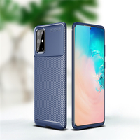 case samsung galaxy For Samsung Galaxy S11 Case Business Style Silicone Shell Coque Back Phone Cover For Galaxy S11 Protective Case For Samsung S11 (3)
