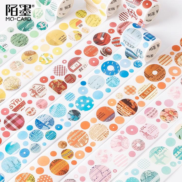 5cm Wide Summer Seashore Paper Washi Tape Adhesive Tape Diy Scrapbooking Sticker Label Masking Tape