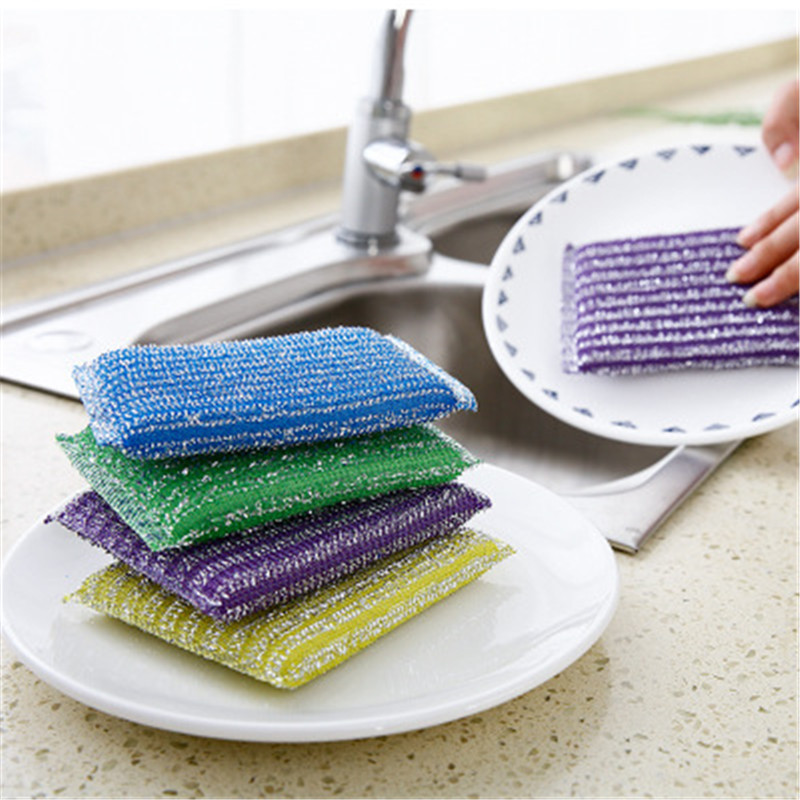 1-PCS-sponge-Bath-Brush-Tiles-Brush-Wash-Pot-Clean-Brush-bathroom-accessories-Kitchen-cleaning-brush (3)