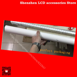 Image 5 - 12Pieces/lot  FOR  NEW Backlight Array LED Strips Bars LG UF64_UHD_A 6916L 2550A 43LH60_FHD_A  100%NEW   8LED=2Pieces =850MM