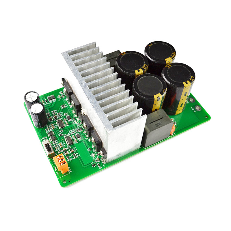 KYYSLB 2019 IRAUD2000 Home Stage IRS2092 Professional Class D Digital Power <font><b>Amplifier</b></font> Board 2.0 High Power 2000W <font><b>HIFI</b></font> <font><b>Amplifier</b></font> image