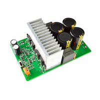 KYYSLB 2019 IRAUD2000 Home Stage IRS2092 Professional Class D Digital Power Amplifier Board 2.0 High Power 2000W HIFI Amplifier