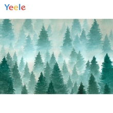 Merry Christmas Photo Background Winter Snow Pine Tree Forest Newborn Baby Birthday Vinyl Photography Backdrop For Photo Studio 8x8ft thin vinyl photography elk snow pine tree backgrounds christmas backdrop for photo studio cm 6382
