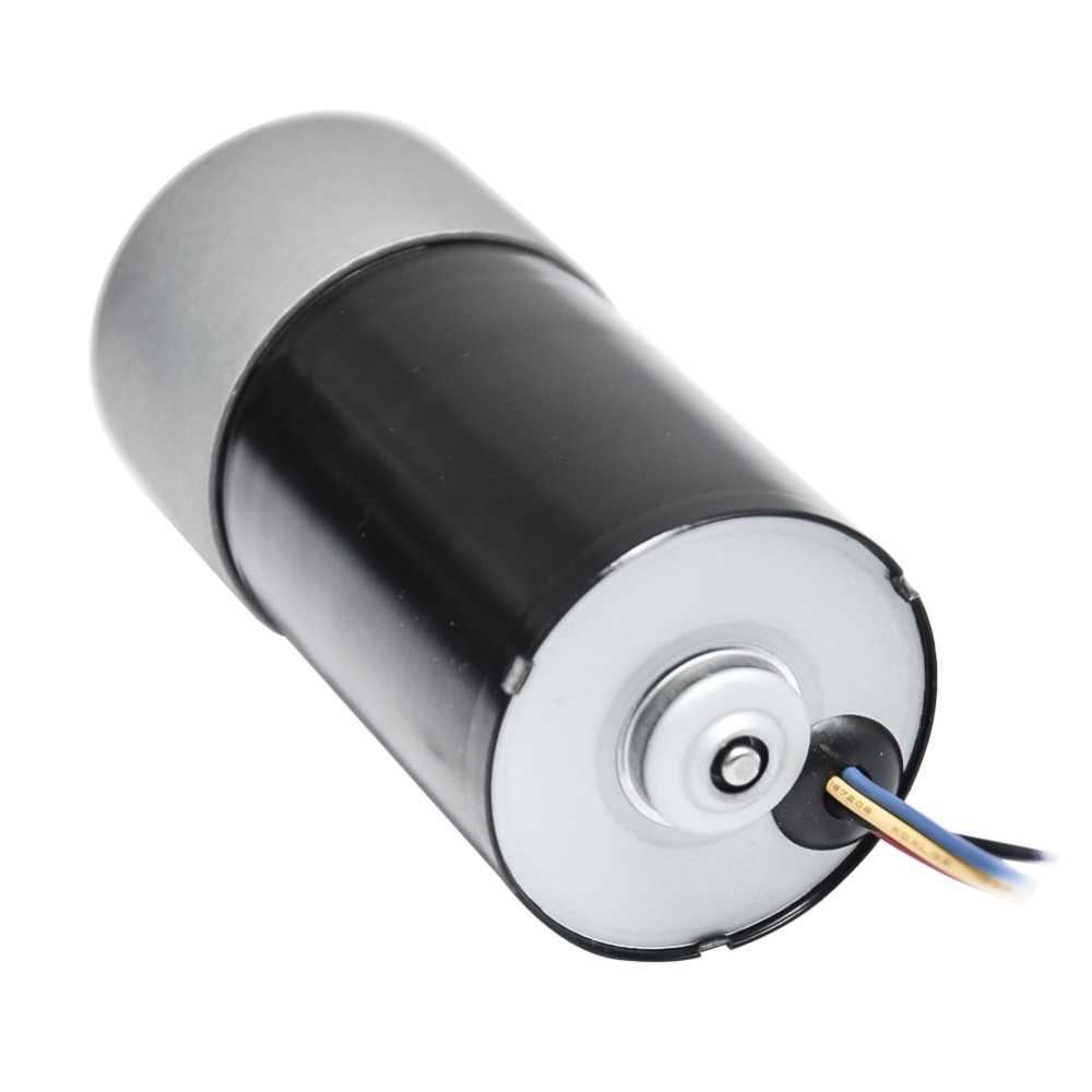 37GB3650 DC sin escobillas de engranajes Motor 12V 24V 37mm de diámetro/10/20/35/65/ 100/200/300/600/1000rpm BLDC Motor de engranaje eléctrico sin escobillas
