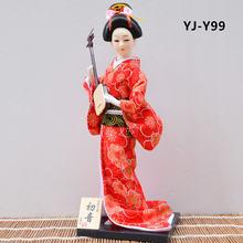 Myblue 30 см kawaii ручной работы искусственная кукла скульптура
