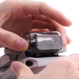 Image 2 - DJI Mavic Mini/Mini 2 쿼드 콥터 보호용 렌즈 커버 캡 방진 캡 액세서리 Drone Profissional Spare Parts