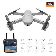 Drone with 4K Wifi FPV HD Wide Angle-Camera Foldable Mini RC LSRC E68-Pro