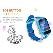 цена на GPS+WiFi+SOS Call Location Tracker Anti Lost Support SIM Card Kids Smart Watch Children Monitor Safe Phone Watches