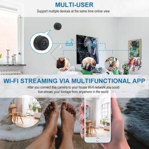 Image 3 - A9 1080P Wifi Mini Camera, Home Security P2P Camera WiFi, Night Vision Wireless Surveillance Camera, Remote Monitor Phone App