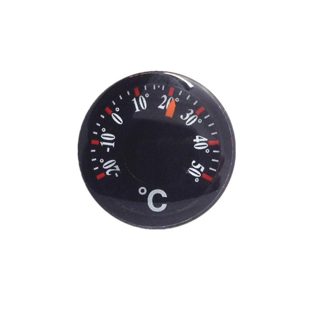 Compass Car Thermometer Camping Hiking Pointing Guide Portable Handheld Compass