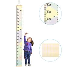 METABLE 1PCS Kids Height Chart Baby Growth Removable Roll Up Hanging Measurement Ruler Wall Decor for Record