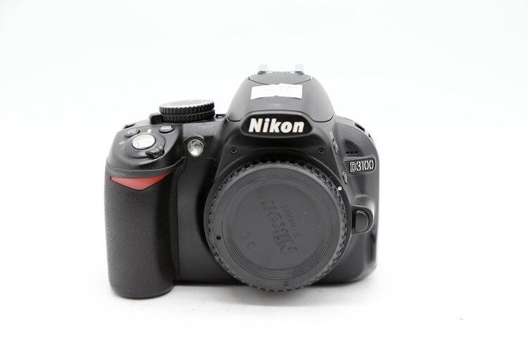 Se Nikon D3100 14,2 megapíxeles formato DX sensor CMOS de 1080p HD, cuerpo de cámara DSLR