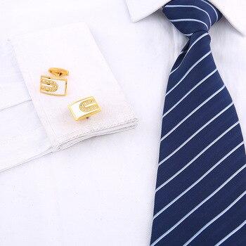 High-quality Luxury Men's Cufflinks 4