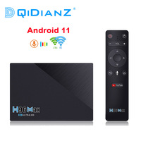 H96 MAX RK3566 4G 32G caja de TV Android 11 8GB RAM 64GB ROM soporte 1080p 8K Google Play Youtube H96Max reproductor de medios