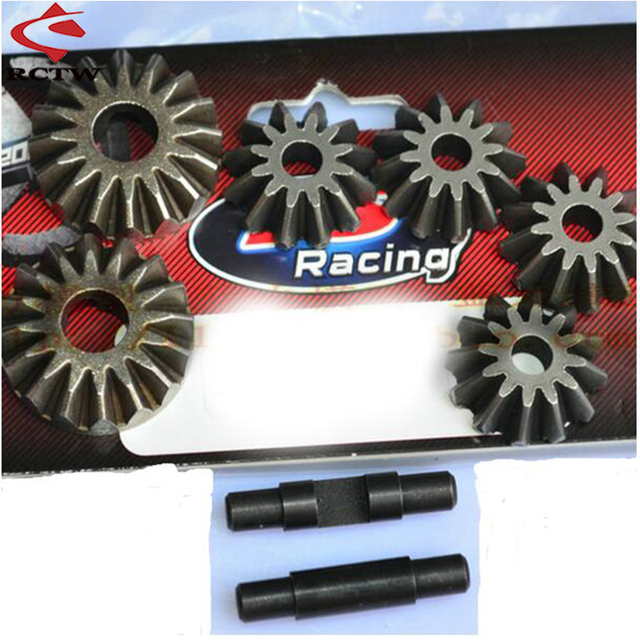 FS RACING 136044 Diff Gear Set para 1/5 Rc Car Parts