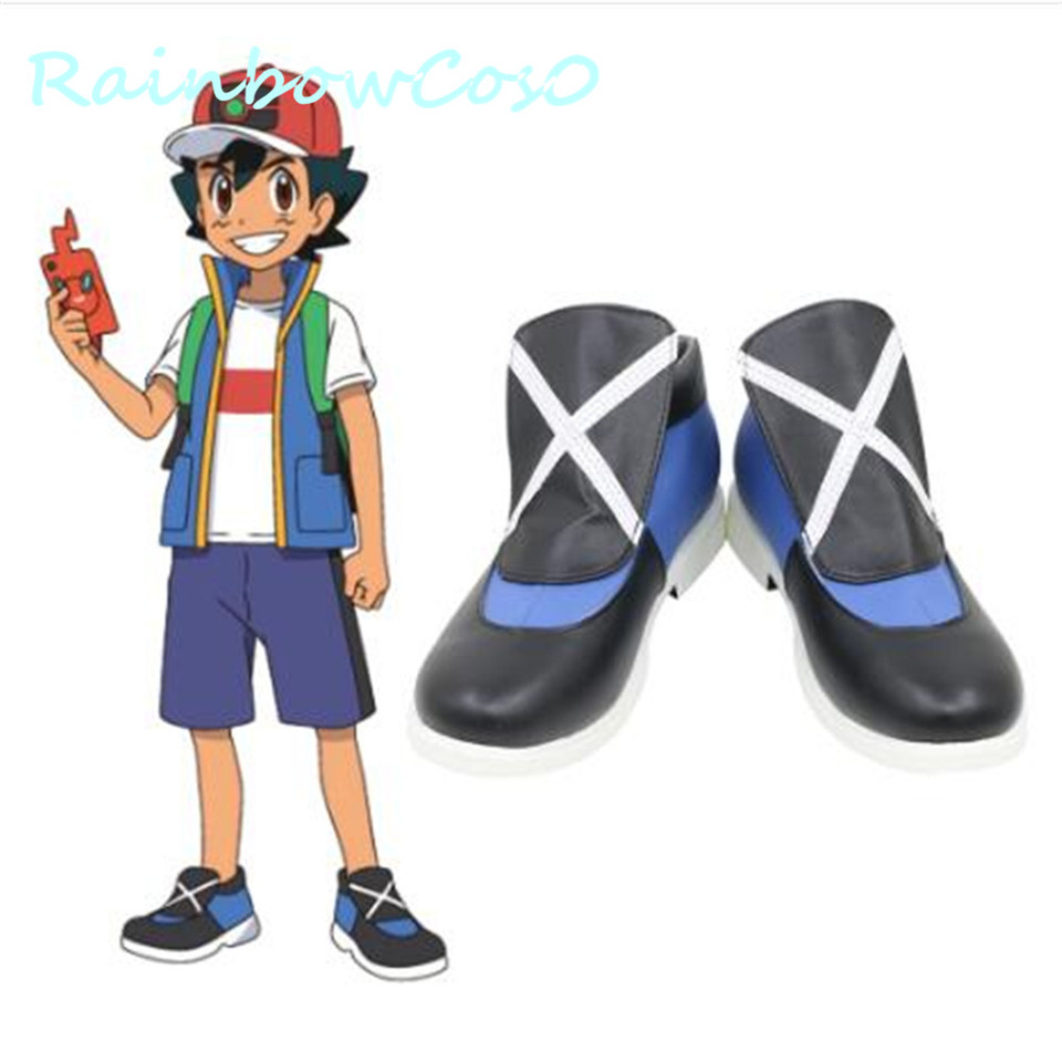 Monsters New series Trainer Ash Ketchum