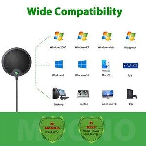 Image 5 - Конденсаторный микрофон MAONO BM10, USB микрофон для конденсатора, подключи и играй, для игр и Youtube