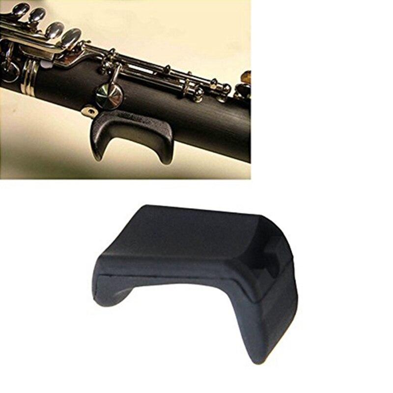 Новинка-oboe кларнет для не более 14,5 мм Диаметр большого пальца палец отдых эргономичный кларнет гобоя аксессуары(отверстие толщиной