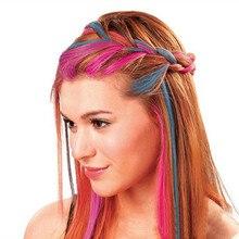European Temporary Pastel Hair Dye Color