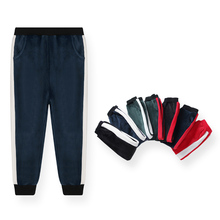 SheeCute Boys Girls Fleece Jogger Pants Kids Warm For Winter SCW032