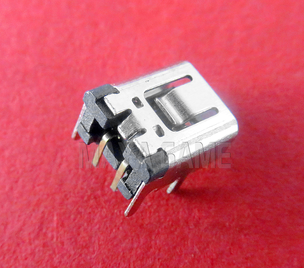 2pcs/lot New Power Charger Socket For 2ds DC Connector For 2DS Jack Charging Contect Port