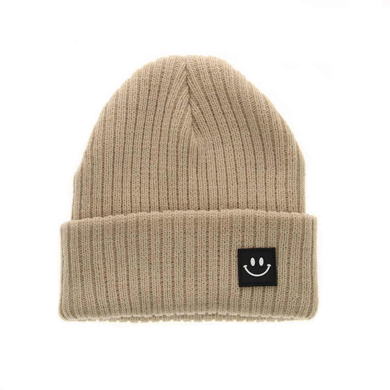2018 חדש אופנה ילדי כובע חורף חם סקי כובע נוח כובע עבור בנות תינוק בני ילד לסרוג כובע עבור ילד