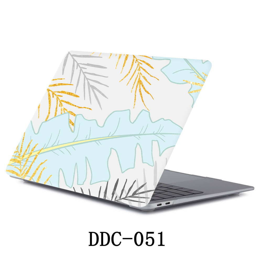 Matte Texture Printing frosted Case for MacBook 31