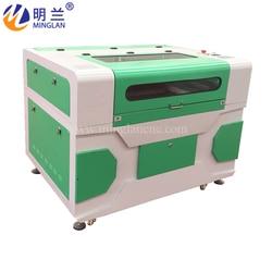 ML-6090J co2 6090 maszyna do grawerowania laserowego maszyna do cięcia laserem do szkła kamień grawerowania niemetalowych oznakowania branży 60w 80w 100w