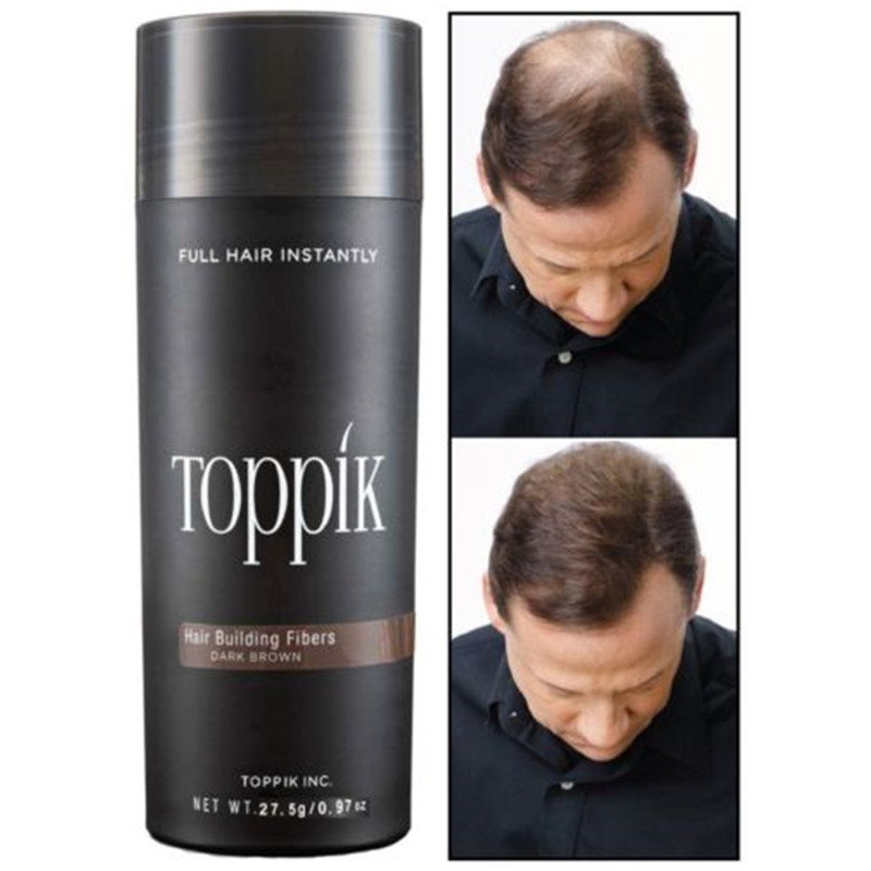 Hair Fibers Keratin Thickening Spray Hair Building Fibers 27.5g Loss Products Instant Wig Regrowth Powders
