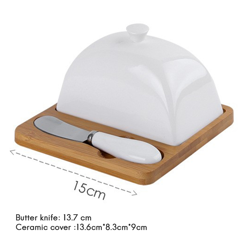 placa utensílios de mesa sobremesa pan manteiga keeper
