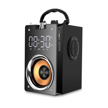 Portable Wireless Stereo Subwoofer Heavy Bass Speakers Large Volume Outdoor Audio Bluetooth Speaker Upgraded Version