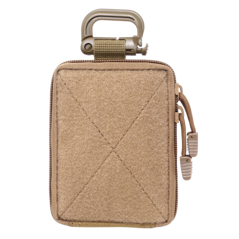 Outdoor Tactical EDC Pouch Range Bag Medical Organizer Pouch  Accessories  Military Wallet Small Bag